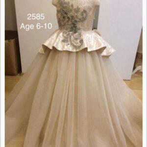 فستان مناسبات (اطفال)